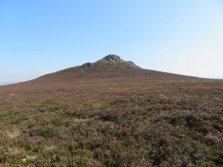 United Kingdom Scotland Aberdeenshire, Bennachie,  Mither Tap from Bennachie plateau, Walkopedia