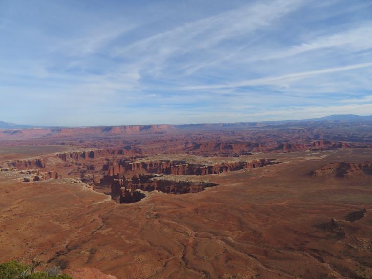 Grand View Point Overlook: © William Mackesy