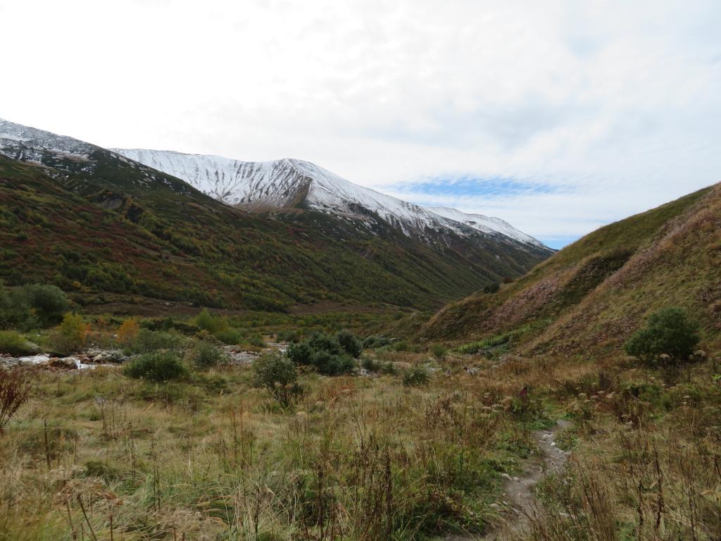 Georgia Gt Caucasus Svaneti, Above Ushguli , , Walkopedia