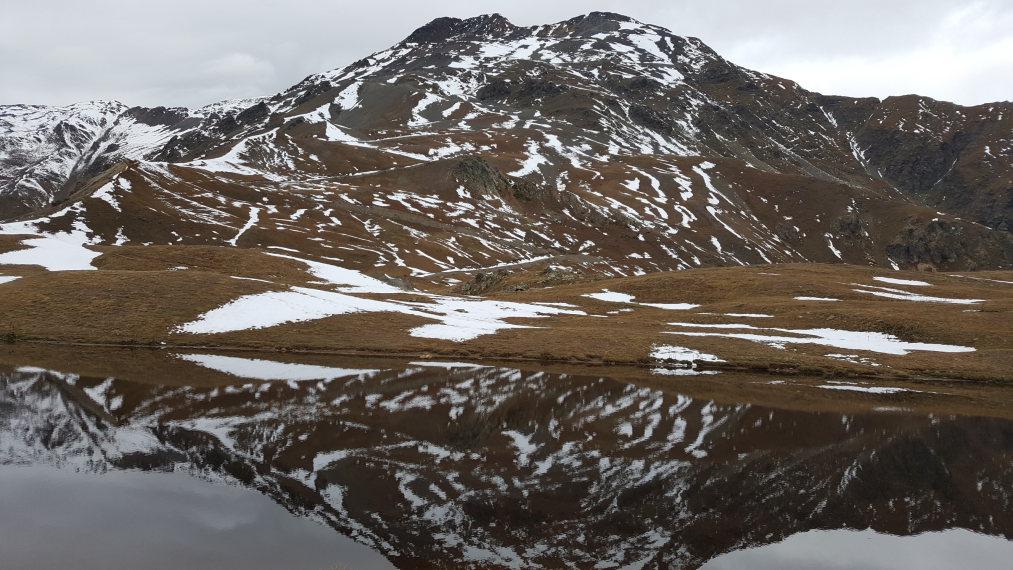 Koruldi Lakes: © William Mackesy