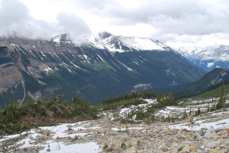 Yoho Valley  - © flickr user- Dan Dickinson
