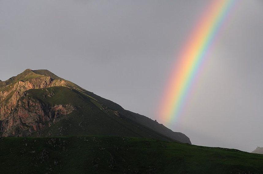 Truso Valley, Keli Plateau: Truso Valley  - © Wiki Commons