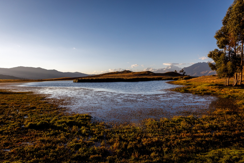 Laguna Wilcacocha : © Wiki user Diego Baravelli