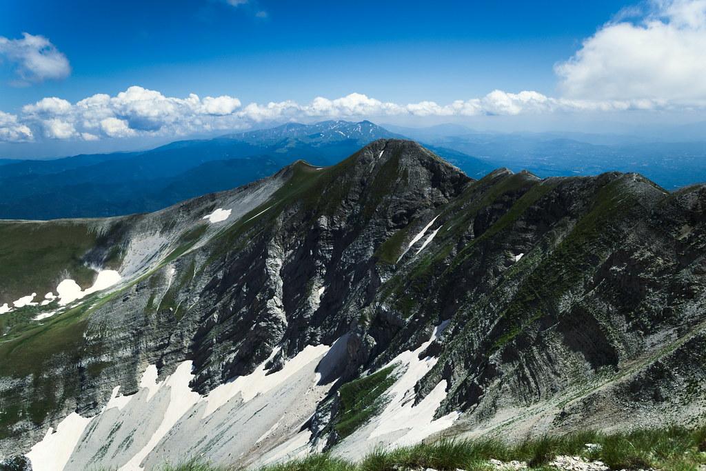 Monte Vettore : © Flickr user Enrico Strocchi