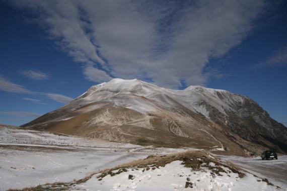 Monte Vettore : Monte Vettore  - © corinasdavide