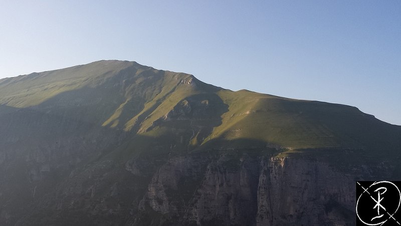 The Sibillini Traverse : Mt Sibilla  - © Wikimedia Diego Antolini