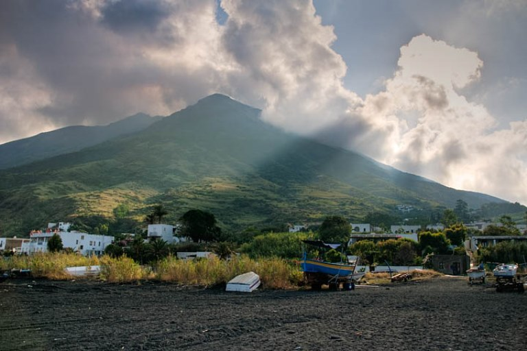 Aeolian Islands: Stromboli - © flickr user Luca Moglia