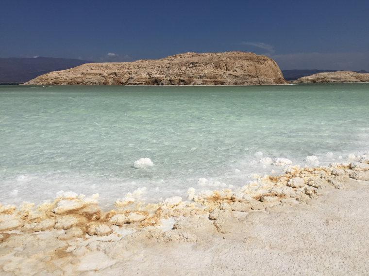 Djibouti: Lac Assel  - © Flickr user Michael Edward Walsh