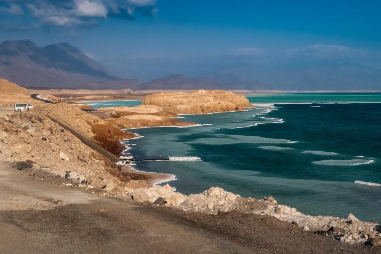 Djibouti: Lac Assel  - © Flickr user ibokeh