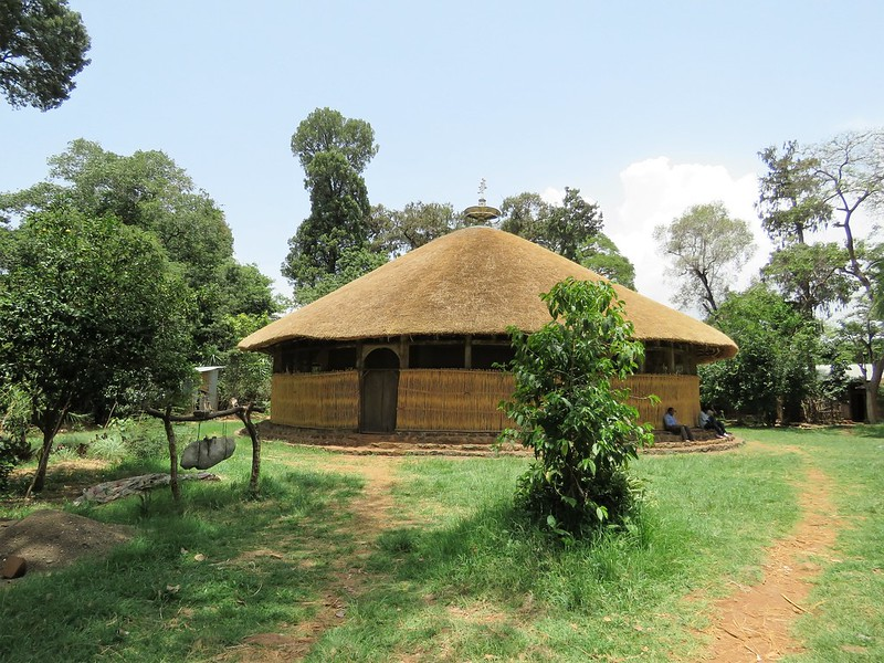 Ethiopia North, Zege Peninsula, Lake Tana, Lake Tana Azewa Mariam Monastery, Walkopedia