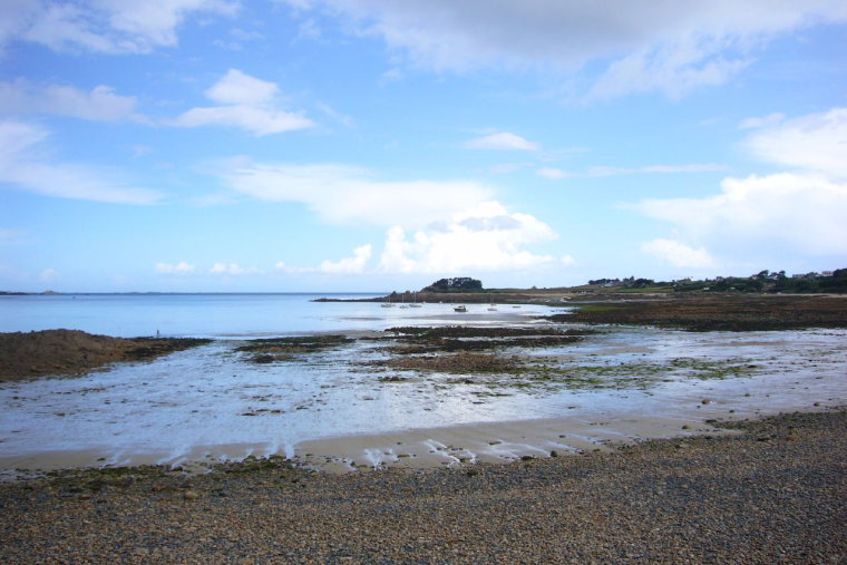 Carantec, Ile de Callot: Near Carantec - © Flickr user John Lord...