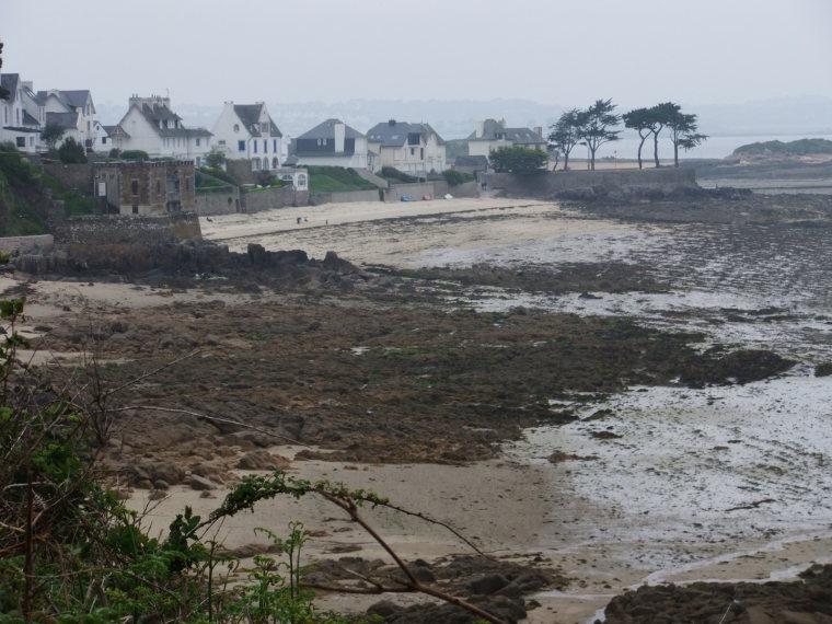 France Brittany, Carantec, Ile de Callot, Carantec beach, Walkopedia