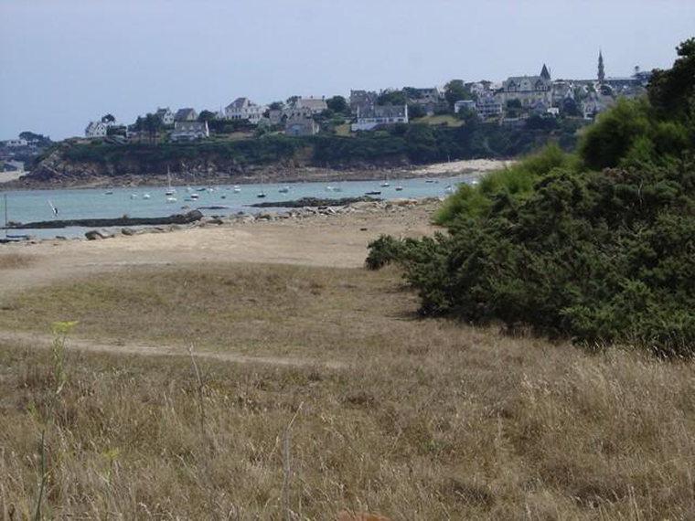 France Brittany, Carantec, Ile de Callot, , Walkopedia