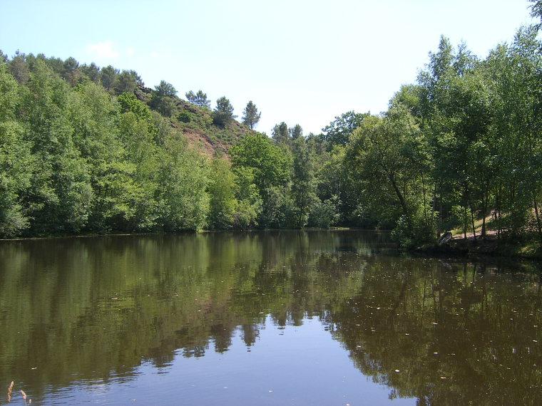 France Brittany, Forest of Paimpont; Val sans Retour, Val sans Retour, Walkopedia