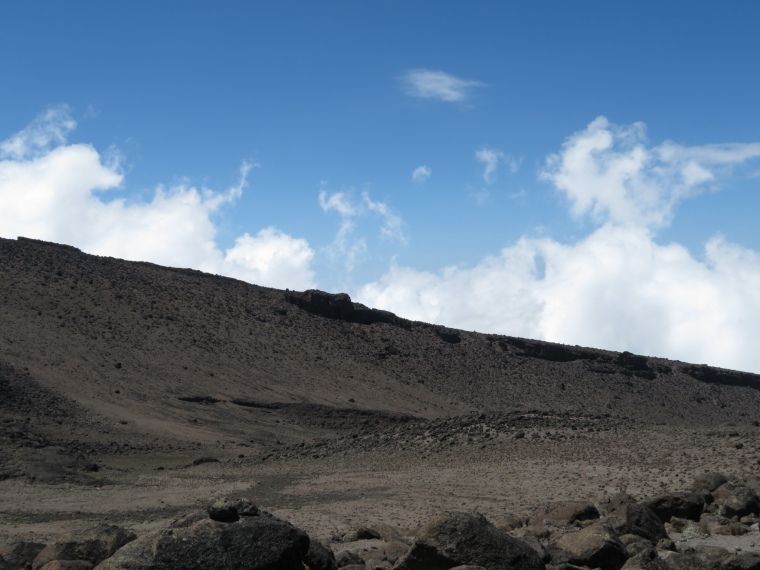 Tanzania Mount Kilimanjaro, Lava Tower, Apline desert, Walkopedia