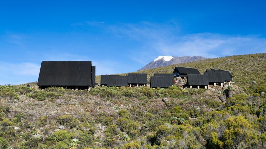 Tanzania Mount Kilimanjaro, Marangu Route , Horombo Huts Marangu Route, Walkopedia