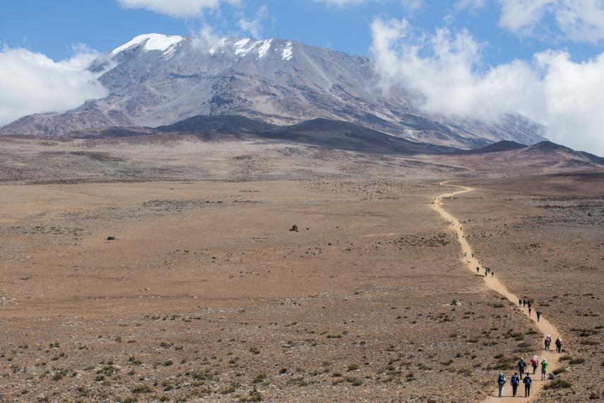 Tanzania Mount Kilimanjaro, Marangu Route , , Walkopedia