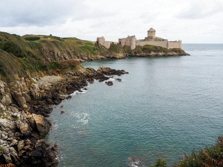 France Brittany, Emerald Coast,  Emerald Coast 4, Walkopedia