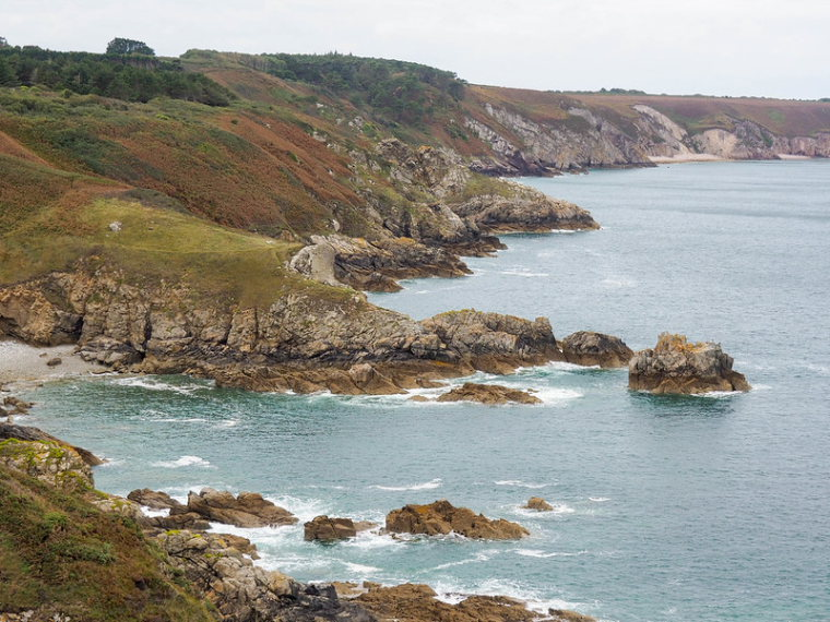 France Brittany, Emerald Coast, Emerald Coast, Walkopedia