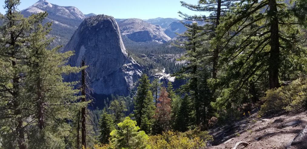 USA California Yosemite, Panorama Trail, , Walkopedia