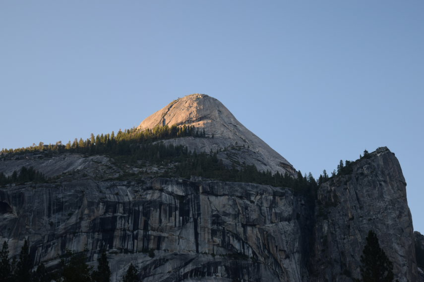 USA California Yosemite, North Dome, , Walkopedia