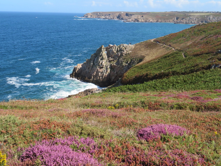 France Brittany, GR34, Cap Sizun, Walkopedia