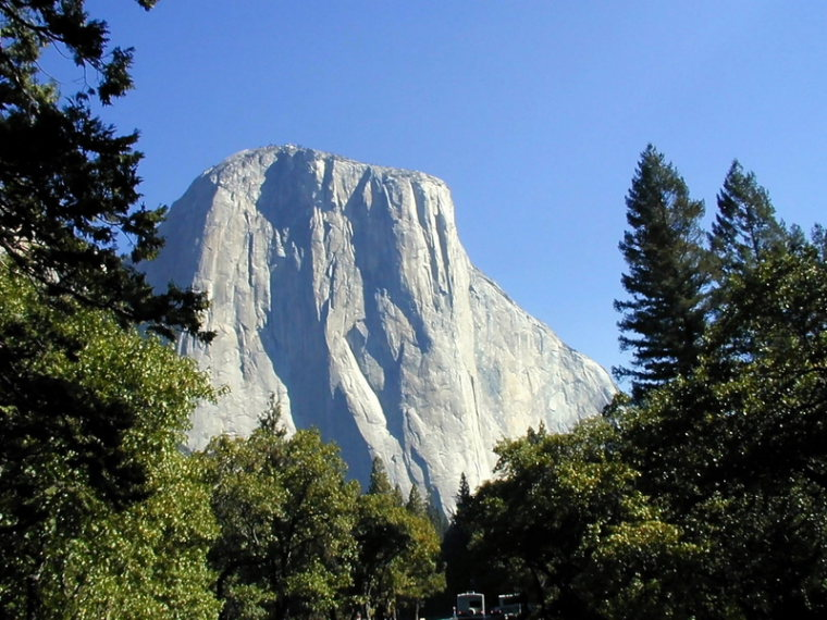 Half Dome: © GoodFreePhotos user Fraukefeind