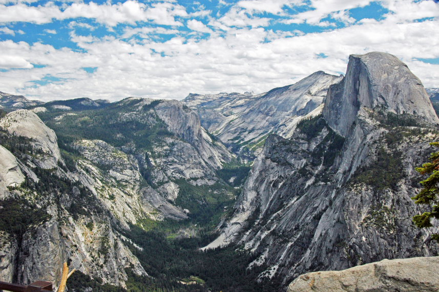 Half Dome: © Flickr user James St. John