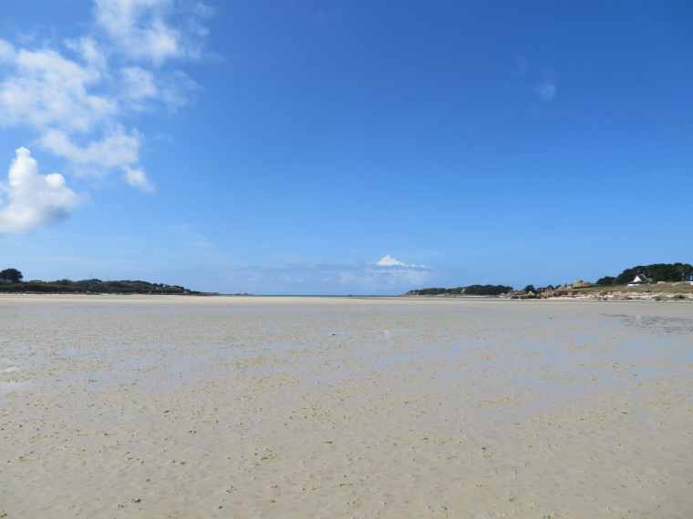 Brittany: Beautiful estuary, Finistere - © William Mackesy
