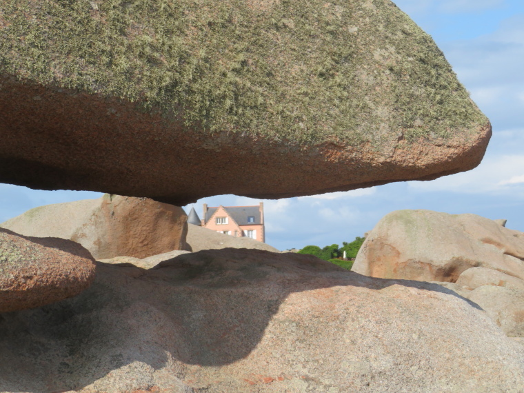 France Brittany, Brittany, Cote de Granit Rose, Walkopedia