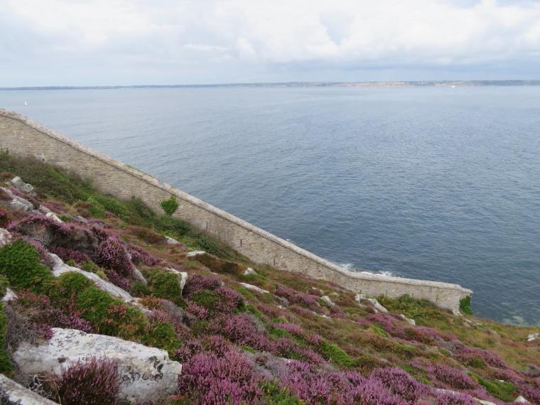 Brittany: Crozon Peninsula - Brest Roads - © William Mackesy