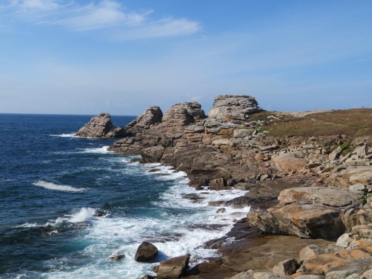 France Brittany, Brittany, Near Tremazan, Finistere, Walkopedia
