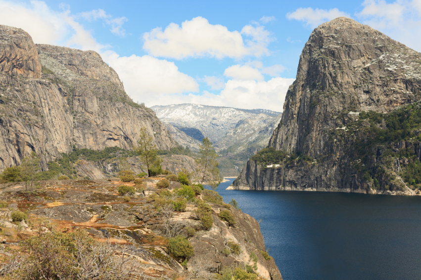 Hetch Hetchy Area: © c WikiCommons user King of Hearts
