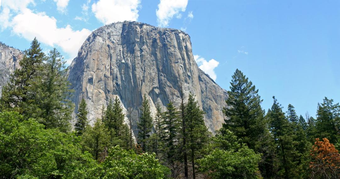 USA California Yosemite, El Capitan, , Walkopedia