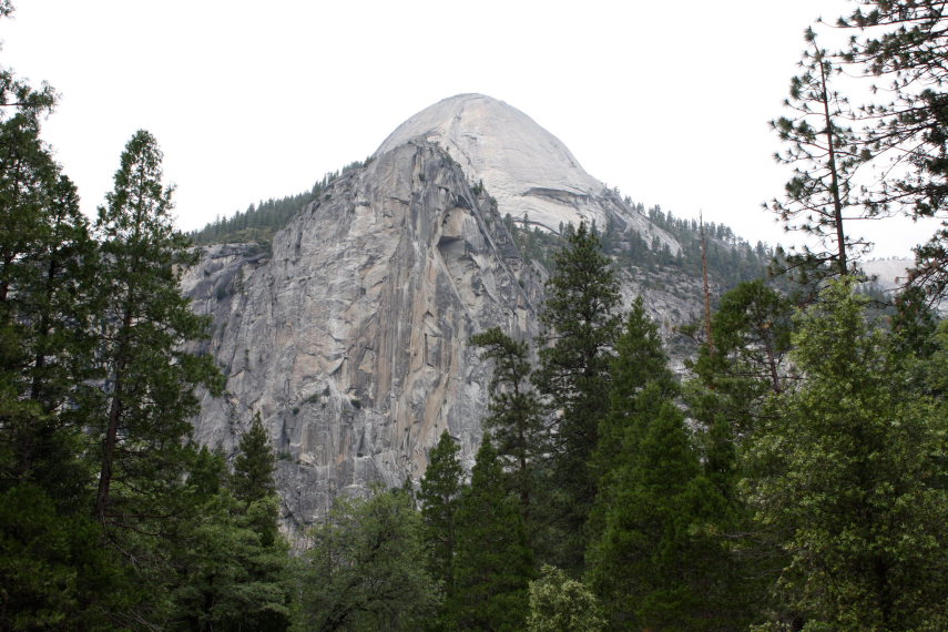 Sentinel Dome and Taft Point: Sentinel Dome - © Flickr user Harrison Farr