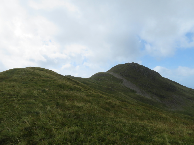 Ben Hiant: High ridge to summit