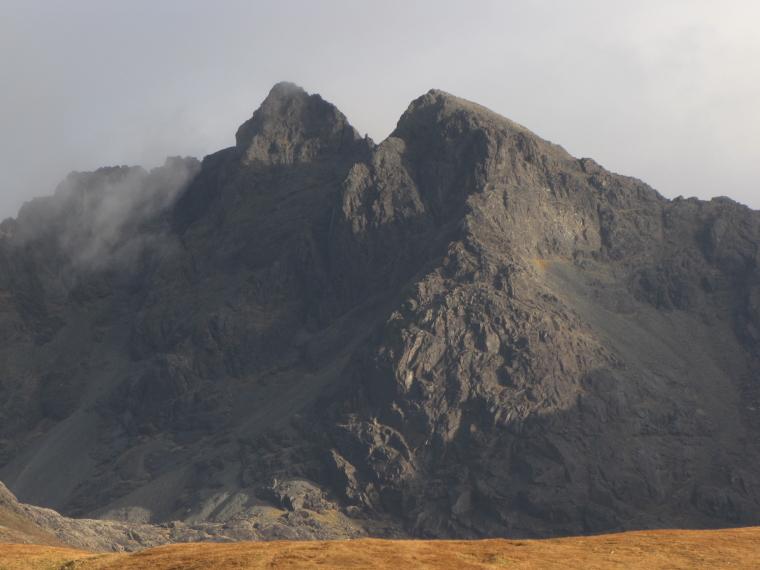 United Kingdom Scotland Isles Skye, Coire Lagan and Sgurr Alasdair, Sgurr Alasdair and Sgurr Sgumain, Walkopedia