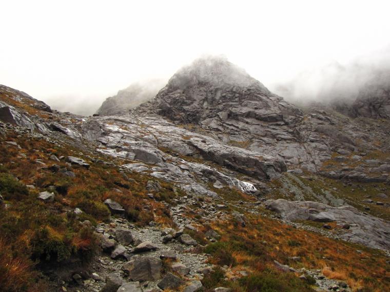 United Kingdom Scotland Isles Skye, Coire Lagan and Sgurr Alasdair, Sgurr Alasdair, Walkopedia