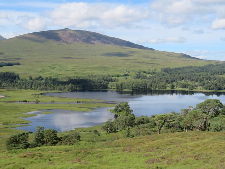 United Kingdom Scotland SW Highlands, Bridge of Orchy to Kingshouse, Rannoch Moor, , Walkopedia