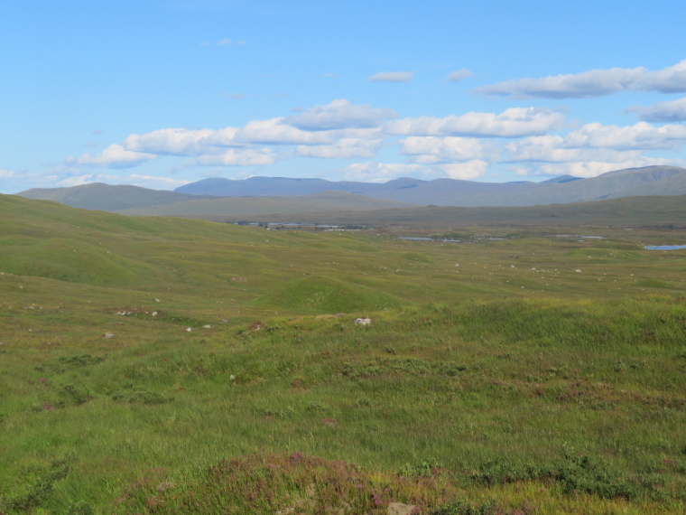 United Kingdom Scotland SW Highlands, Bridge of Orchy to Kingshouse, Rannoch Moor, Rannoch Moor, Walkopedia