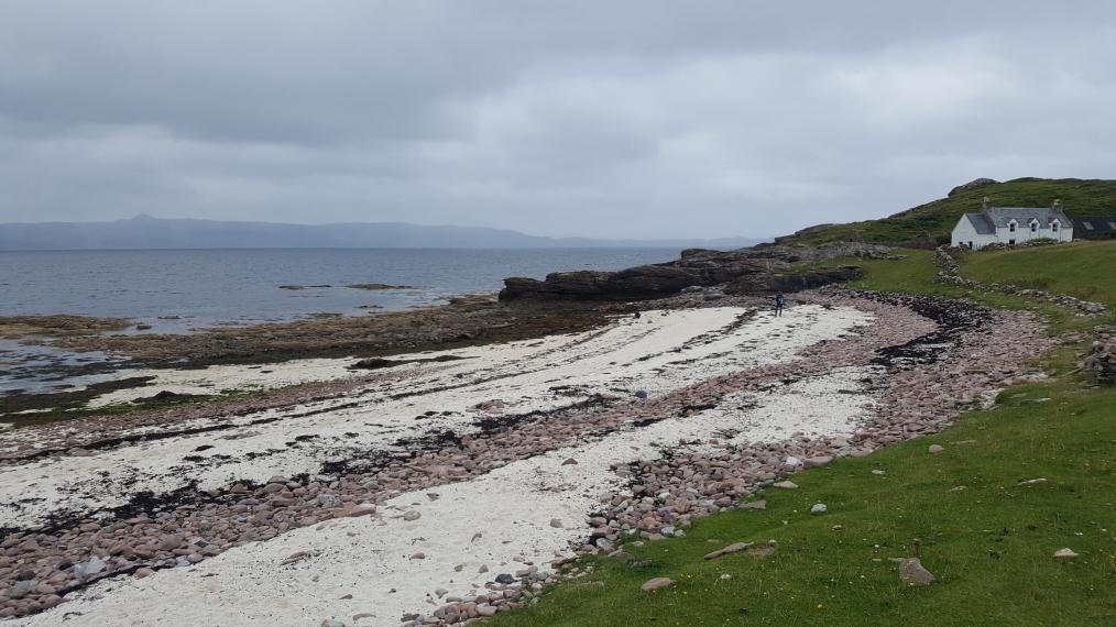 United Kingdom Scotland Isles Skye, Raasay, Raasay from Applecross , Walkopedia