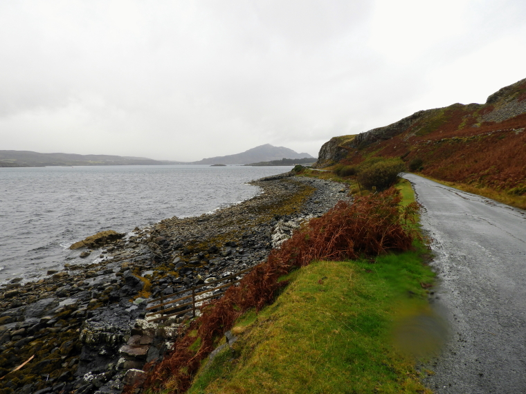 United Kingdom Scotland Isles Skye, Raasay, The Raasay Narrows, Walkopedia