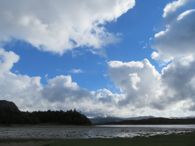 United Kingdom Scotland NW Highlands Ardnamurchan,  Silver Walk, Loch Moidart, Walkopedia