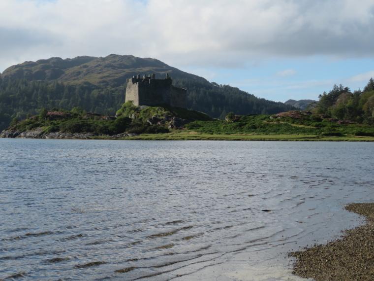 United Kingdom Scotland NW Highlands Ardnamurchan,  Silver Walk, , Walkopedia