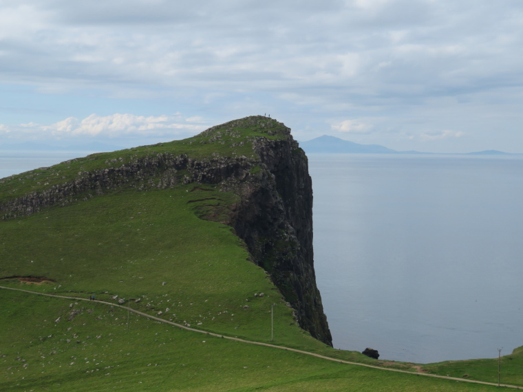 NW Capes and Cliffs: Neist Point hill - © William Mackesy