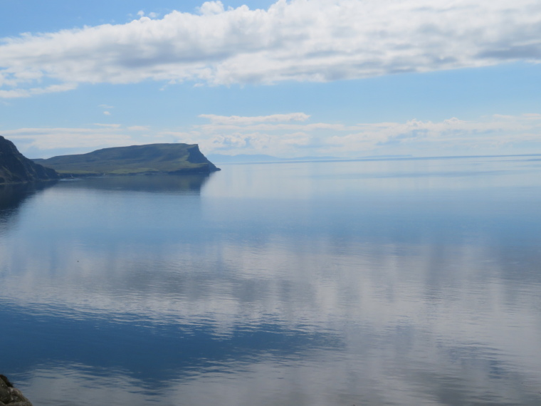 NW Capes and Cliffs: The Hoe from Neist Point - © William Mackesy