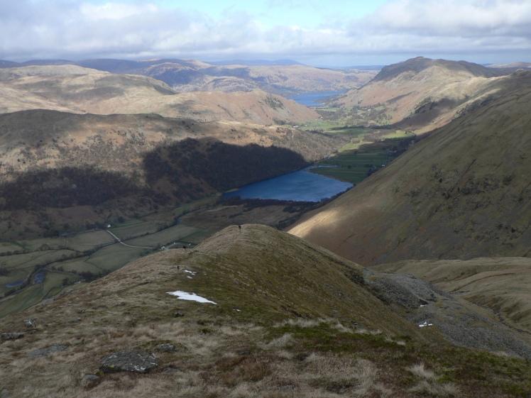 The Lake District: CaudaleMoor - © RickyCosmos
