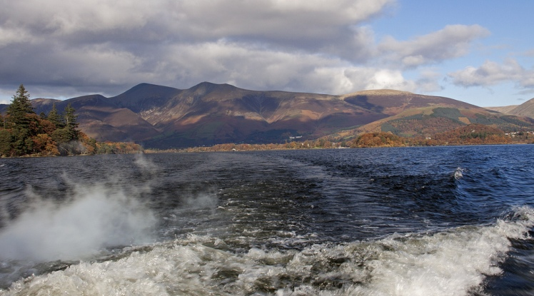 The Lake District: Derwentwater - © MarilynJane