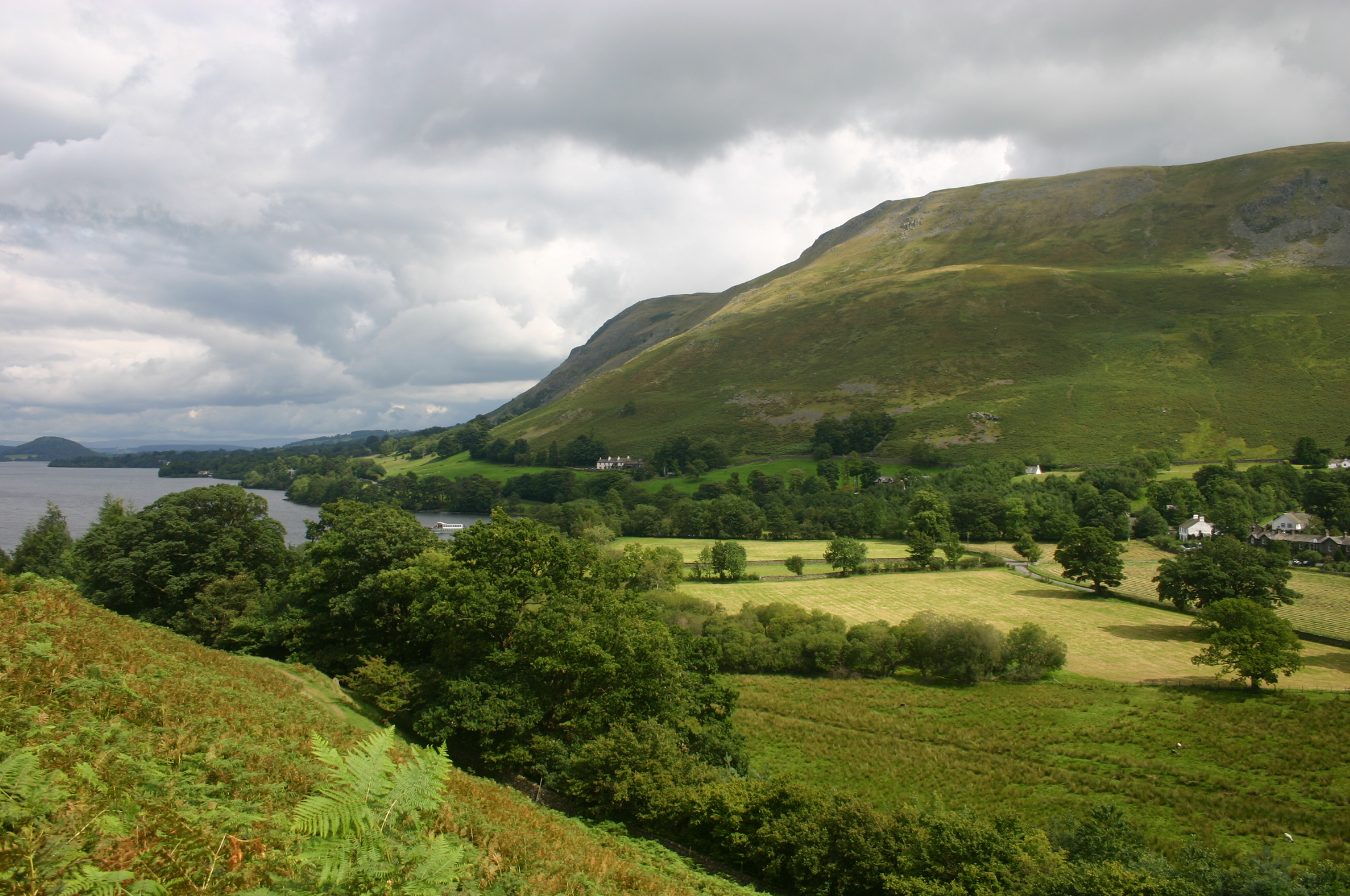 The Lake District: Houghton by Ullswater
