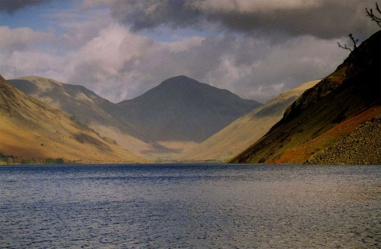 United Kingdom England Lake District, The Lake District, Wastwater, Walkopedia